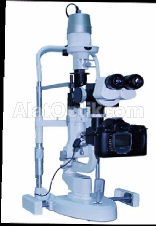 Camera Connected Slit Lamp AO9233A